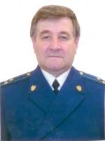 Заместитель прокурора Васин